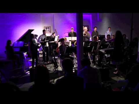 """The New Day Bends Light"" composed by Shannon Baker. Performed by the Erica Seguine/Shannon Baker Jazz Orchestra"