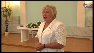 Ореол-ТВ: Марина Левченко на Дне семьи, любви и верности в Волосово