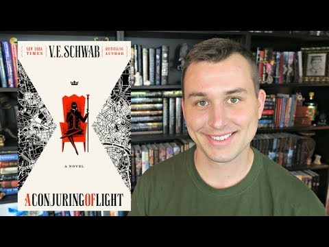 Book Review & Discussion | A Conjuring of Light