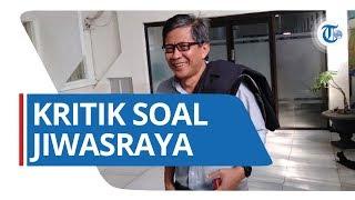 Rocky Gerung Pertanyakan Jokowi yang Sindir SBY soal Jiwasraya: Menterinya Diam