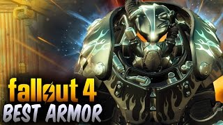 Fallout 4 Best Armor - TOP 8 Best & Most Powerful Power Armor Locations (Fallout 4 X-01 Power Armor)
