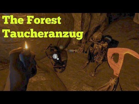 The Forest | Taucheranzug schnell finden nach Update | V0.32