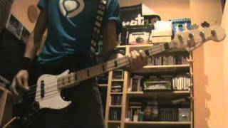 the project for a new american century(bass cover) Anti-Flag