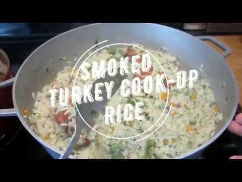 Smoked Turkey Cook-Up Rice- Episode 54