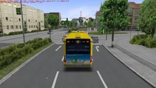 OMSI 2 Scania Citywide Winsenburg line 140 Alter Markt