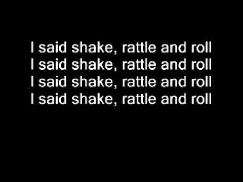 Shake rattle and roll bikini