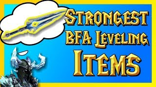 Overpowered Items for Leveling in BFA | World of Warcraft