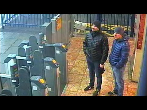 Website names second Russian suspect in Skripal poison attack