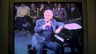 Bernstein on Schoenberg and Berg part V