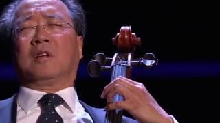 Yo-Yo Ma —  Bach Cello Suite No. 2 in D minor
