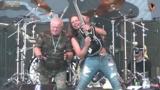 Udo Dirkschneider - London Leatherboys (cover Accept) (live XI Leyendas del Rock, 12-08-2016)