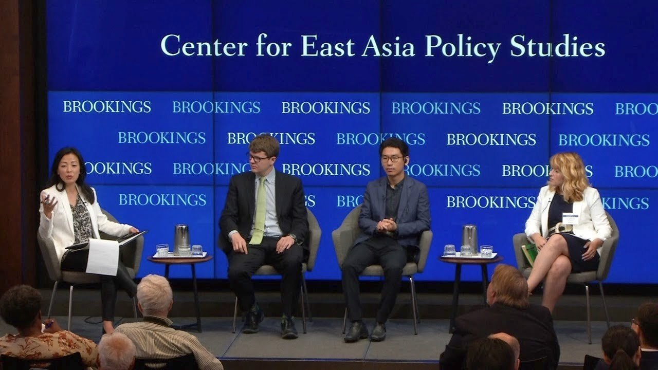 Panel 1—Capabilities and intentions of regional actors