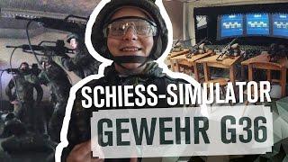 SCHIESS-SIMULATOR: Gewehr G36 |TAG 44 | Kholo.pk