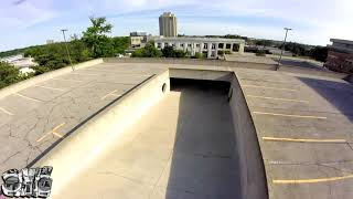 Parking Garage FPV Freestyle! ONE PACK!