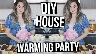 DIY Housewarming Party!
