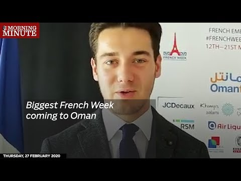 Biggest French Week coming to Oman