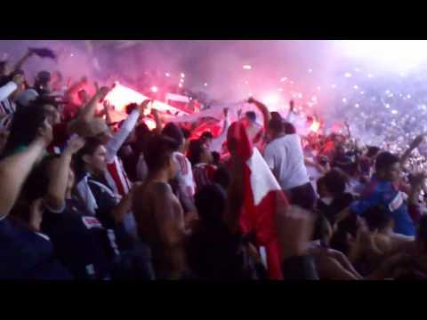 """""""La IRREVERENTE vs atlas 2014"""" Barra: La Irreverente • Club: Chivas Guadalajara"""