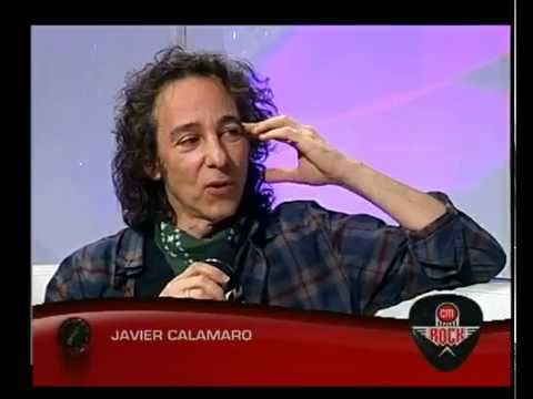 Javier Calamaro video Entrevista CM Rock - Junio 2016