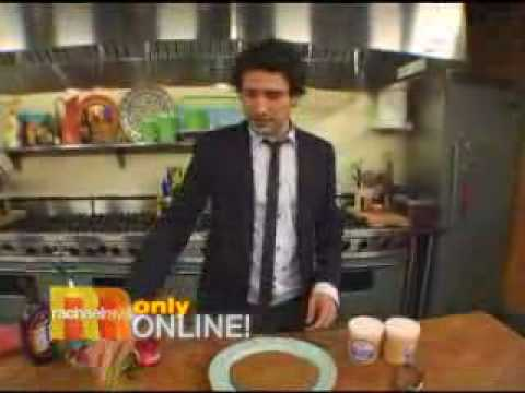 Matt Dallas on Rachael Ray