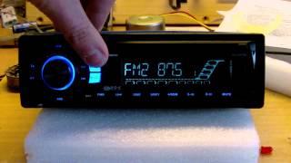 Ukázka autorádia Roadstar RU-400RD