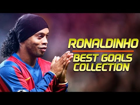 RONALDINHO – Best Goals Collection (1998-2018)