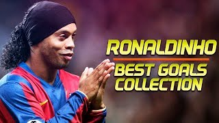 RONALDINHO • Best Goals Collection (1998-2018)