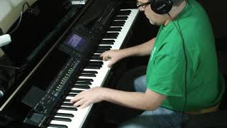 LAY ME DOWN, by Barry Manilow, PIANO play along