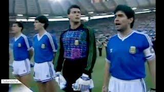 ITALIA 90: El día de que Maradona insultó a los italianos