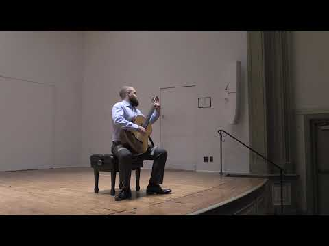 Libra Sonatine - Roland Dyens. Performed in Baltimore, MD