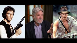 Harrison Ford on Playing Han Solo, Indiana Jones