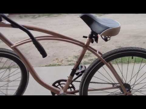 Huffy Cranbrook Bike Review (Gold & Black)