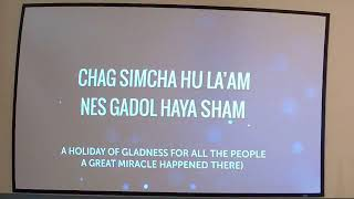 Shabbat Sermon - December 8 2018