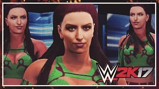 WWE 2K17 Creations: Peyton Royce (Xbox One)