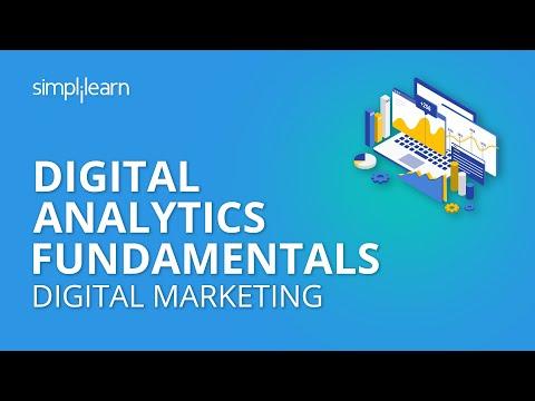 Digital Analytics Fundamentals   Web Analytics For Beginners   Digital Marketing   Simplilearn