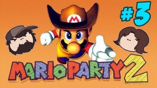 Mario Party 2: Grilled Spaghetti - PART 3 - Game Grumps VS