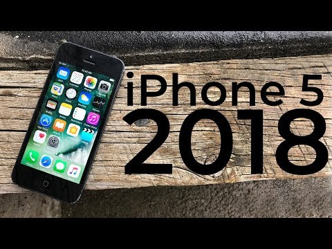 Using The IPhone 5 In 2018 - Review Mp3