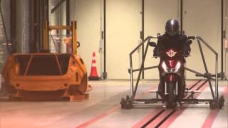 Crash-test: scooters 125cc