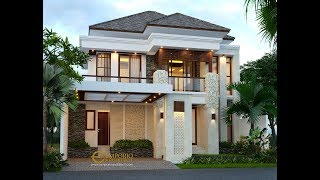 Video Beverly Park House Design Type A38 - Batam