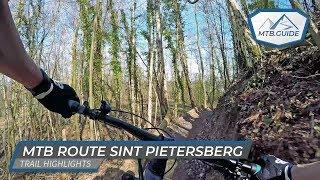 Highlights of the Sint-Pietersberg / D'n Observant loop.