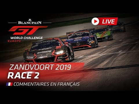 RACE 2 - ZANDVOORT - BLANCPAIN GT WORLD CHALLENGE 2019 - FRENCH