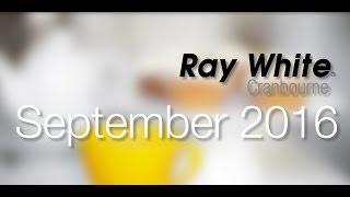Local Market Update September 2016