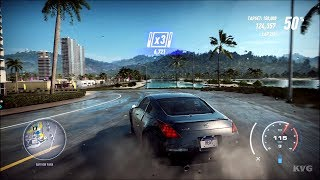 Need for Speed Heat - Nissan 350Z 2008 Gameplay (PC HD) [1080p60FPS]