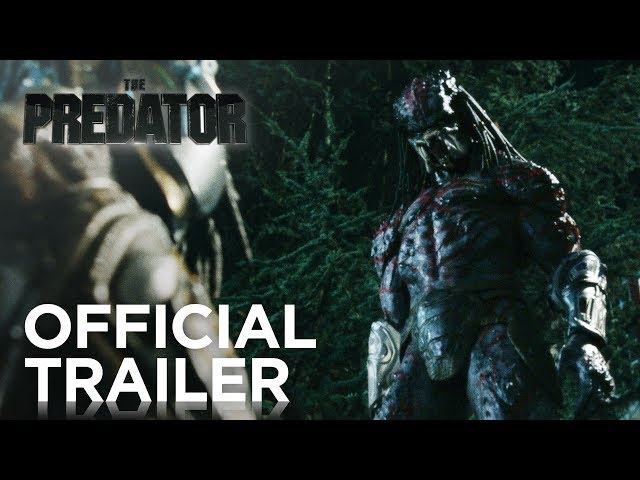 The Predator (2018) Full Trailer