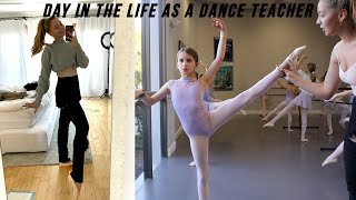 Day In The Life Of A Dance Teacher ☆ Luna Montana