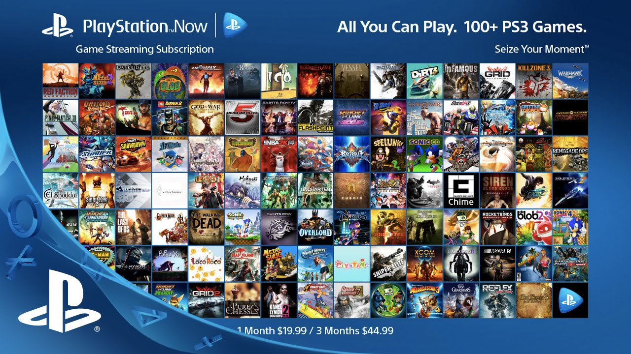 PlayStation Now Subscriptions: New for March 2015