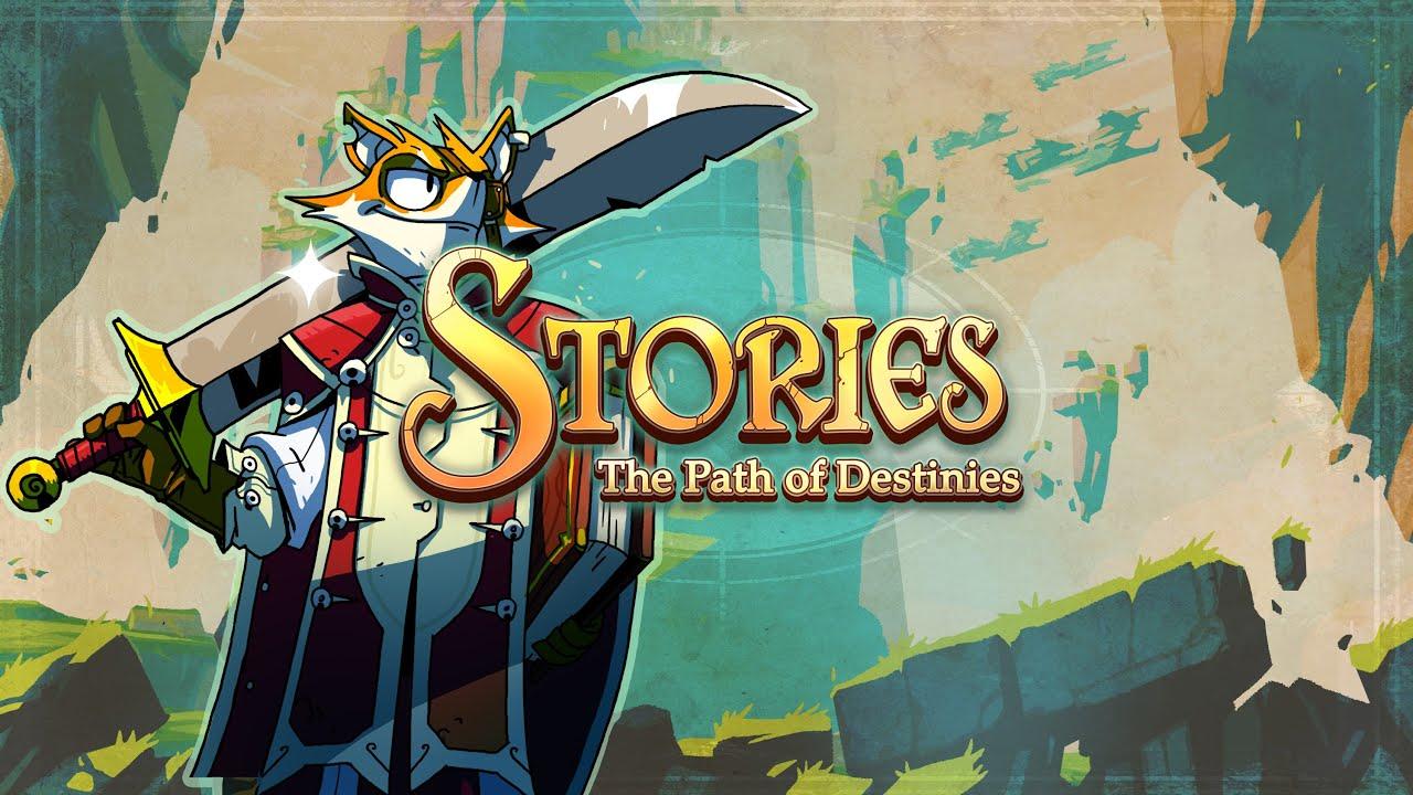 Le RPG d'action Stories: The Path of Destinies sort aujourd'hui sur PS4