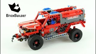 LEGO TECHNIC 42075 First Responder Speed Build for Collecrors - Technic Collection (5/14)
