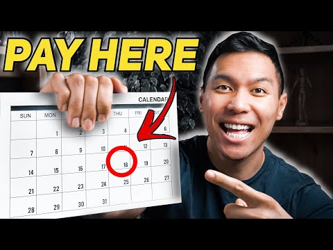 When To Pay Credit Card Bill (INCREASE CREDIT SCORE!)