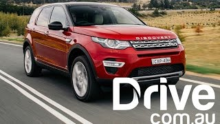 Land Rover Discovery Sport 2015 First Drive Review | Drive.com.au