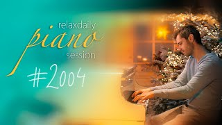 Relaxing Music • calming study music • music for stress relief and focus [Piano Session #2004]